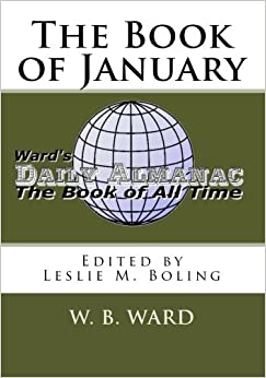 Book The Book of January: Ward's Daily Almanac Presents
