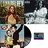 Lana Del Rey: 3 Studio Album Vinyl Collection (Born to Die: Paradise / Ultraviolence / NFR! ) with Bonus Art Card