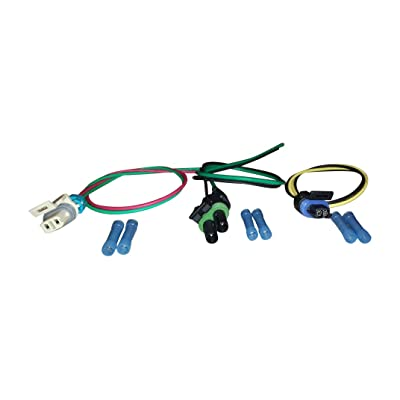 Muzzys T56 Manual Transmission Wire Harness Connector Pigtail Set: Back Up Lamp, Reverse Lockout Solenoid, VSS Vehicle Speed Sensor FITS GM LS1, LT1: Automotive