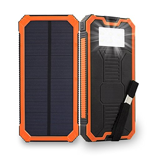 Solar Powered Cellphone Case - 5