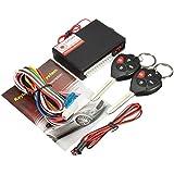 Car Remote Control Burglar Alarm Keyless Lock Entry System For Toyota 2 Remote