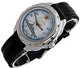 Vostok Komandirskie 211428 / 2414A Military Navy Special Forces Russian Watch White
