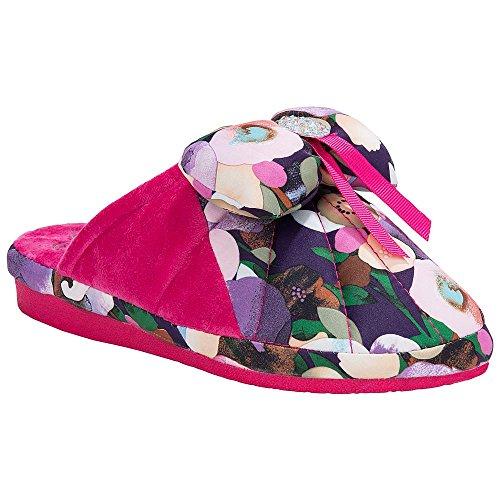 Aerusi Da Donna Rosa Corallo Pantofola Rosa Corallo