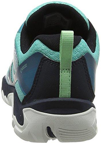 tex Turquesa De Mujer Para Senderismo Mqm Merrell Edge Gore turquoise Zapatillas TxtAH4P