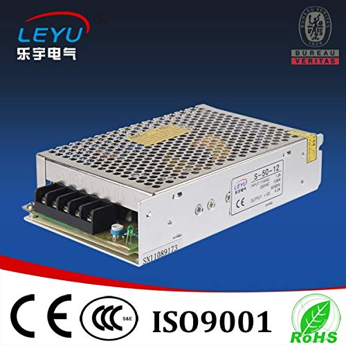 Utini CE Approved 12v 50w Power Supply 4.2a Switch Power Supply