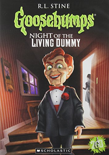 Dvd Goosebumps - 4