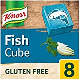 Knorr Fish Stock Cubes 8 Pack 50g