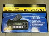 RCI 2970N4 DX AM-FM-SSB-CW 10 & 12 Meter Mobile Ranger Radio ...