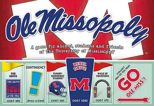 University of Mississippi - Ole Missopoly