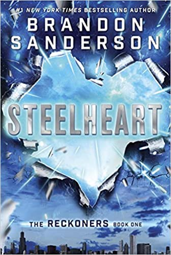 Image result for steelheart book