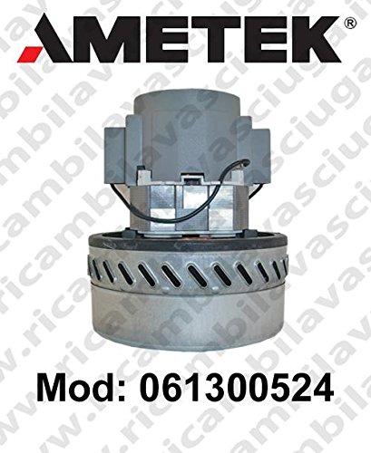 Acquisto Motore aspirazione 061300524 AMETEK per lavapavimenti e aspirapolvere Prezzo offerta
