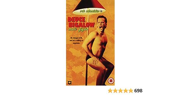 Deuce Bigalow, Male Gigolo [Reino Unido] [VHS]: Amazon.es ...