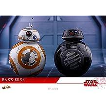 Hot Toys BB-8 & BB-9E (MMS442) Star Wars: Episode VIII - The Last Jedi 1/6 Scale Movie Masterpiece Series Figure