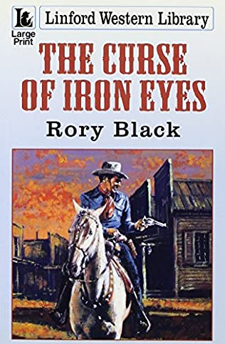 book cover of The Curse of Iron Eyes