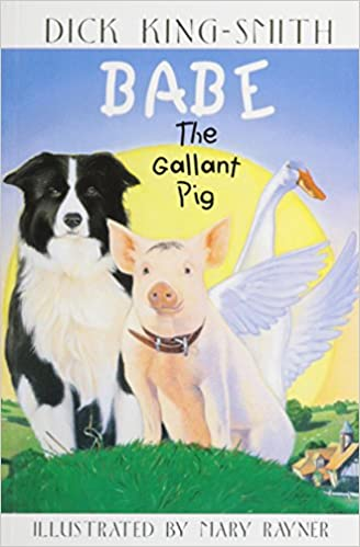 LVLD Rdr Babe//Gallant Pig Gr4 Harcourt School Publishers Collections