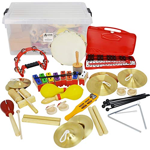 A-Star Keystage 2 Percussion Class Set by Astar (Image #4)