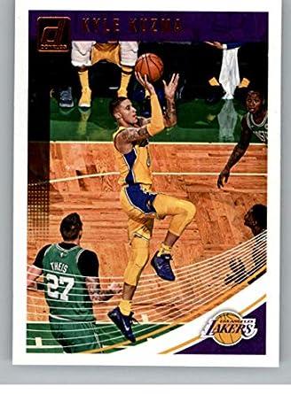 8bb9d33edb2 2018-19 Donruss #84 Kyle Kuzma Los Angeles Lakers Basketball Card