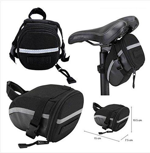 Fahrrad Radfahren im Freien beweglicher Satteltasche Back Seat Bag