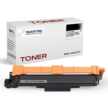SMARTOMI - 1 cartucho de tóner negro compatible con cartuchos ...