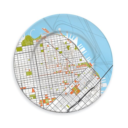 notNeutral 01470922 City Plate San Francisco
