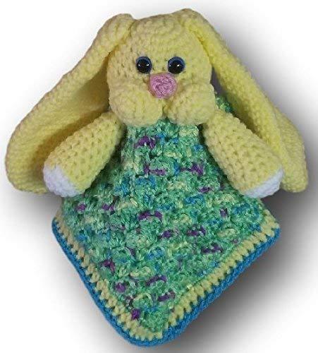 Spring Bunny amigurumi pattern - Amigurumipatterns.net | 500x451