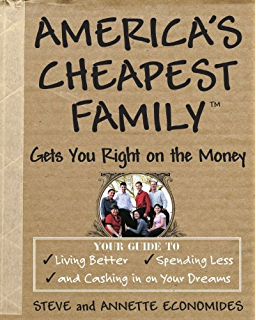 Frugality for depressives money saving tips for those who find life americas cheapest family gets you right on the money your guide to living better fandeluxe Gallery