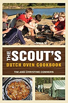 Scouts Dutch Cookbook Christine Conners ebook product image