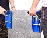 Double Handed Stone Carrying Clamps with