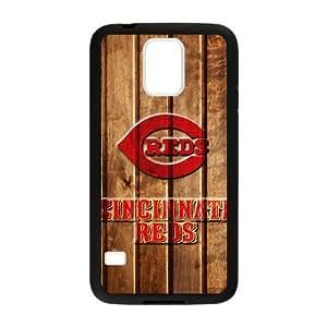 MLB - Cincinnati Reds - Cincinnati Reds Game Ball - Custom Case for Samsung Galaxy S5.