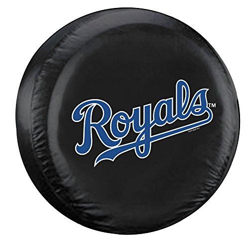 "Fremont Die MLB Kansas City Royals Tire Cover, Standard Size (27-29"" Diameter)"