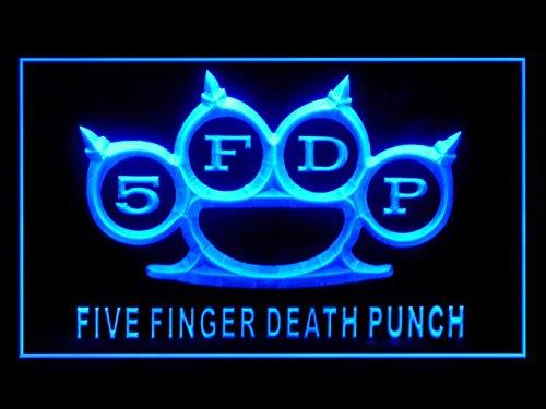 Five Finger Death Punch Bar Led Light Sign