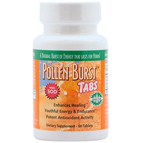 Pollen Burst Tabs - 60 Tablets