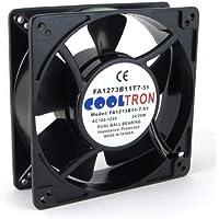 115V AC Cooling Fan. 127mm x 38mm HS