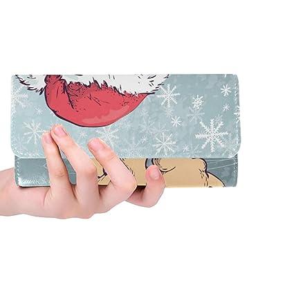 Único Personalizado Cartel de Navidad Retrato de Perro Rojo ...