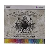 Prima Marketing 655350814328 Oil Pastel Assorted Color Crayons (Box of 24)