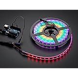 Adafruit Indust 1138 Digital RGB LED Weatherproof Strip 60 LED-1m