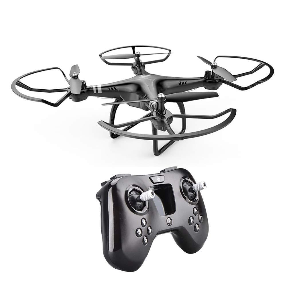 tienda en linea negro Mallalah Quadcopter Drone FPV RC RC RC con 2.4G Control Remoto Helicóptero WiFi Resistencia Ultra Larga Una tecla Quitar el avión de Aterrizaje Trasero Juguete Talla 0,3MP Camara (negro) Sin camara  echa un vistazo a los más baratos