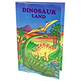 Personalised Childrens Story Books - HARD BACK Personalised Book - Select Your Book (Dinosaur Land)