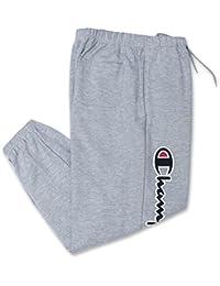 Sweatpants for Men Big and Tall Cotton Fleece Jogger Sweatpants