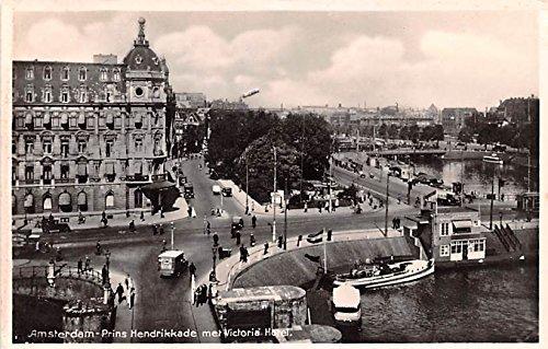 t Victoria Hotel Holland Postcard ()