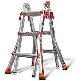 Little Giant Ladder Systems 22-Foot Multi-Position Aluminum LT Ladder
