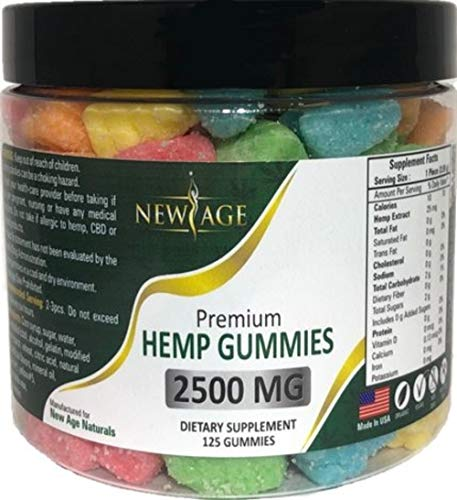 Expert choice for cbd infused gummies for anxiety