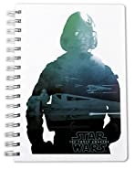 Star War Episode 7 Notebook DIN A 5 Poe Dameron