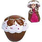 Cupcake Surprise Princess Edition Scented Doll Candie + Bonus Matching Mini Cupcake Surprise Doll Candie Set Of 2