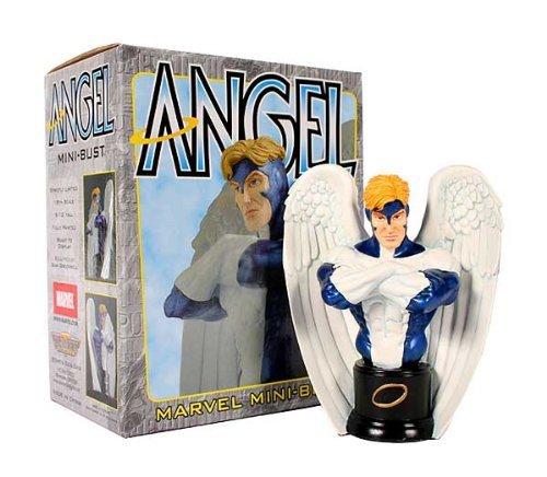 (Angel (X-Men) Mini Bust by Bowen Designs!)