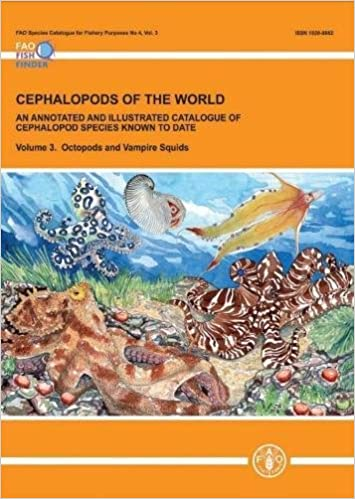 Cephalopods of the World: An Annotated and Illustrated Catalogue of Cephalopod Species Known to Date: Octopods and Vampire Squids Volume 3