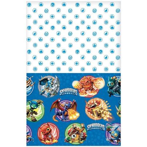[Skylanders Plastic Table Cover 54