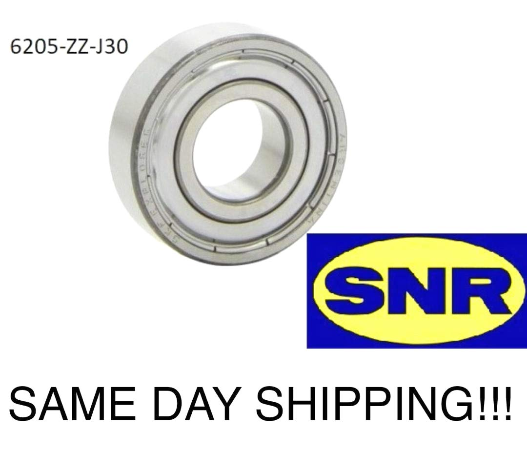 10 Pack Deep Groove Ball Bearings Raven 6205ZZDouble Shielded Metal Seal25x52x15mm