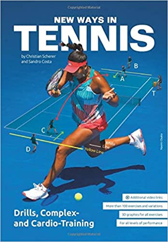 Amazon.com: New Ways in Tennis: Drills, Complex- and Cardio ...