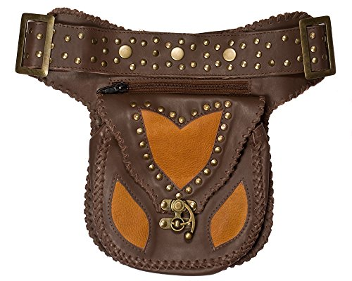 Designer Waist Bag by Happy Cow